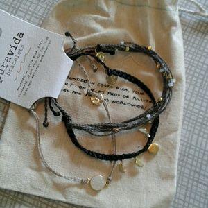 Pura Vida 3 pack bracelet set